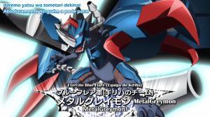 Chegou o Digimon mais badass da série!