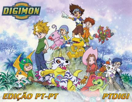 Digimon Adventure Edição PT-PT