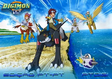 Digimon 02 PT-PT